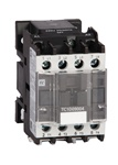 TC1-D09004-V7...4 POLE CONTACTOR 400/50-60VAC OPERATING COIL, 4 NORMALLY OPEN, 0 NORMALLY CLOSED