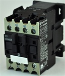 TC1-D09008-M7...4 POLE CONTACTOR 220/50-60VAC OPERATING COIL, 2 NORMALLY OPEN, 2 NORMALLY CLOSED