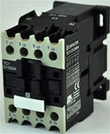 TC1-D12004-F7...4 POLE CONTACTOR 110/50-60VAC  OPERATING COIL, 4 NORMALLY OPEN, 0 NORMALLY CLOSED