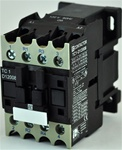TC1-D12008-M6...4 POLE CONTACTOR 220/60VAC OPERATING COIL, 2 NORMALLY OPEN, 2 NORMALLY CLOSED