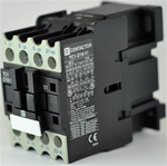 TC1-D1801-M6...3 POLE CONTACTOR 220/60VAC OPERATING COIL, N C AUX CONTACT