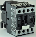TC1-D2501-P5...3 POLE CONTACTOR 230/50VAC, WITH AC OPERATING COIL, N C AUX CONTACT