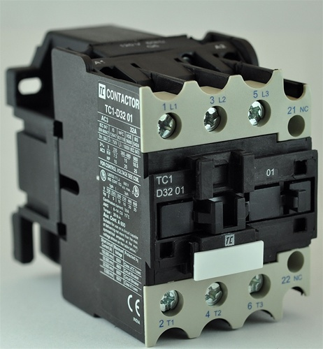 TC1 D3201 R7 (440 fslash 50 60VAC) 2?1484900302 tc1 d3201 r7 3 pole contactor 440 50 60vac, with ac operating tc contactor wiring diagram at mifinder.co