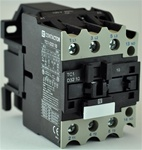TC1-D3210-B6...3 POLE CONTACTOR 24/60VAC, WITH AC OPERATING COIL, N O AUX CONTACT