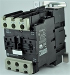 TC1-D6511-B5...3 POLE CONTACTOR 24/50VAC, WITH AC OPERATING COIL, N O & N C AUX CONTACT