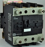 TC1-D80008-M7...4 POLE CONTACTOR 220/50-60VAC OPERATING COIL, 2 NORMALLY OPEN, 2 NORMALLY CLOSED