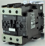 TC1-D8011-Q6...3 POLE CONTACTOR 380/60VAC, WITH AC OPERATING COIL, N O & N C AUX CONTACT