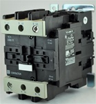 TC1-D9511-M6...3 POLE CONTACTOR 220/60VAC, WITH AC OPERATING COIL, N O & N C AUX CONTACT