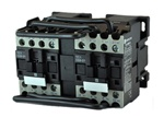 TC2-D0901-B6...3 POLE REVERSING CONTACTOR 24/60VAC, WITH AC OPERATING COIL, N C AUX CONTACT