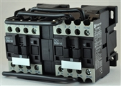 TC2-D0911-U6...3 POLE REVERSING CONTACTOR 240/60VAC, WITH AC OPERATING COIL, NO & NC AUX CONTACT