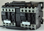 TC2-D1201-B6...3 POLE REVERSING CONTACTOR 24/60VAC, WITH AC OPERATING COIL, N C AUX CONTACT