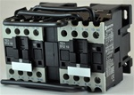 TC2-D1210-B6...3 POLE REVERSING CONTACTOR 24/60VAC, WITH AC OPERATING COIL, N O AUX CONTACT