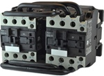 TC2-D3201-F7...3 POLE REVERSING CONTACTOR 110/50-60VAC, WITH AC OPERATING COIL, N C AUX CONTACT