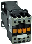 TCA3-DN31-RD (440 VDC) DC Control Relay, 3 Normally Open, 1 Normally Closed Contacts