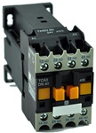 TCA3-DN40-UD (250 VDC) DC Control Relay, 4 Normally Open, 0 Normally Closed Contacts