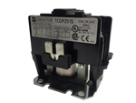 TCDP251S-G6 (120/60VAC)...DEFINITE PURPOSE 1-POLE CONTACTOR WITH SHUNT 120/60VAC