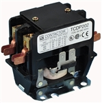 TCDP402-T6 (480/60VAC)...DEFINITE PURPOSE 2-POLE CONTACTOR 480/60VAC