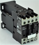 TP1-D0901-RD...3 POLE NON-REVERSING CONTACTOR 440VDC OPERATING COIL, N C AUX CONTACT