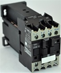 TP1-D0910-BD...3 POLE NON-REVERSING CONTACTOR 24VDC OPERATING COIL, N O AUX CONTACT