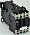 TP1-D12008-JD...4 POLE CONTACTOR 12VDC OPERATING COIL, 2 NORMALLY OPEN, 2 NORMALLY CLOSED