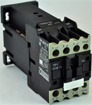 TP1-D1810-JD...3 POLE NON-REVERSING CONTACTOR 12VDC OPERATING COIL, N O AUX CONTACTS