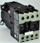 TP1-D25004-FD...4 POLE CONTACTOR 110VDC OPERATING COIL, 4 NORMALLY OPEN, 0 NORMALLY CLOSED