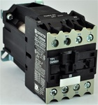 TP1-D25008-JD...4 POLE CONTACTOR 12VDC OPERATING COIL, 2 NORMALLY OPEN, 2 NORMALLY CLOSED