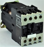 TP1-D2501-JD...3 POLE NON-REVERSING CONTACTOR 12VDC OPERATING COIL, N C AUX CONTACTS