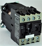 TP1-D2510-JD...3 POLE NON-REVERSING CONTACTOR 12VDC OPERATING COIL, N O AUX CONTACTS