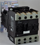 TP1-D40004-FD...4 POLE CONTACTOR 110VDC OPERATING COIL, 4 NORMALLY OPEN, 0 NORMALLY CLOSED