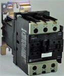 TP1-D5011-JD...3 POLE NON-REVERSING CONTACTOR 12VDC OPERATING COIL, N-O & N-C AUX CONTACTS
