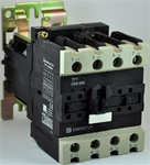 TP1-D65004-FD...4 POLE CONTACTOR 110VDC OPERATING COIL, 4 NORMALLY OPEN, 0 NORMALLY CLOSED