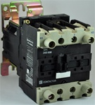 TP1-D65008-RD...4 POLE CONTACTOR 440VDC OPERATING COIL, 2 NORMALLY OPEN, 2 NORMALLY CLOSED