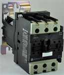 TP1-D6511-JD...3 POLE NON-REVERSING CONTACTOR 12VDC OPERATING COIL, N-O & N-C AUX CONTACTS