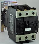 TP1-D8011-RD...3 POLE NON-REVERSING CONTACTOR 440VDC OPERATING COIL, N-O & N-C AUX CONTACTS