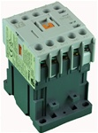 TP1-M0910-BD...MINI CONTACTOR 24VDC, SCREW CLAMP TYPE, DC COIL, 3NO MAIN CONTACTS, 1NO AUX CONTACT