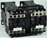 TP2-D0901-BD...3 POLE REVERSING CONTACTOR 24VDC, WITH DC OPERATING COIL, N-C AUX CONTACT