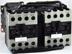 TP2-D2501-BD...3 POLE REVERSING CONTACTOR 24VDC, WITH DC OPERATING COIL, N-C AUX CONTACT