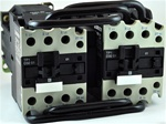 TP2-D3201-BD...3 POLE REVERSING CONTACTOR 24VDC, WITH DC OPERATING COIL, N-C AUX CONTACT