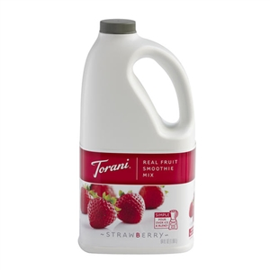 Torani 900126 Smoothie Mix Strawberry