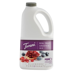 Torani 900133 Smoothie Mix Blueberry