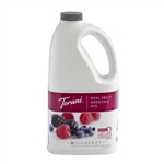 Torani 900157 Smoothie Mix Wildberry