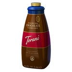 Torani 840026 Coffee Sauce Dark Chocolate