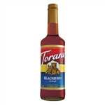Torani 601305 Flavored Syrup Blackberry