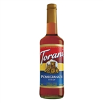 Torani 602623 Flavored Syrup Pomegranate