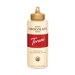 Torani 791250 Coffee Sauce White Chocolate