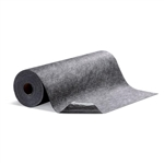 Grippy Adhesive-Backed Floor Mat Polypropylene Gray - 36 in. x 100 Ft.