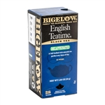 R C Bigelow 10357 English Teatime Decaf Tea