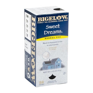 R C Bigelow 10396 Sweet Dreams Tea