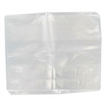 Prepack Bag 1.1 Mil LDPE Clear - 1.5 in. x 17 in.